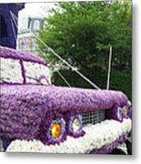 Flower Parade. 03 Blumencorso Holland 2011 Metal Print