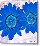 Flower Power 1427 Metal Print