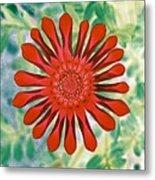 Flower Power 1438 Metal Print