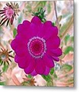 Flower Power 1439 Metal Print