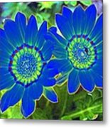 Flower Power 1451 Metal Print