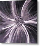 Flower Romance Metal Print by LCS Art
