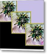 Flower Time Metal Print