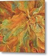 Flower Wild Metal Print