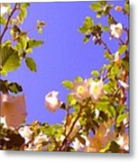 Flowering Tree 2 Metal Print