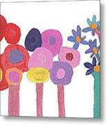 Flowers 1 Metal Print by Don Larison