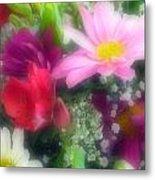 Flowers -3  Metal Print