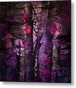 Flowers Among Thorns Metal Print
