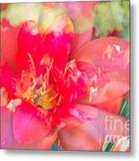 Flowers Bloom In Multiples Metal Print