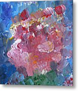 Flowers Bouquet Metal Print