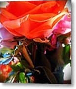 Flowers For A Loved One Metal Print
