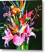 Flowers For You 1 Metal Print