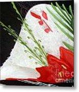 Flowers Metal Print by Gabriele Mueller