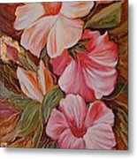 Flowers II Metal Print