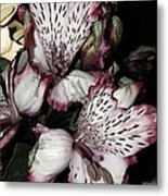 Flowers In Bloom Metal Print