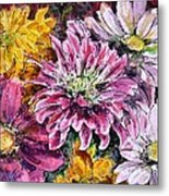 Flowers Of Love Metal Print