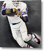 Floyd Little Metal Print