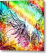 Fly Away 2 Metal Print