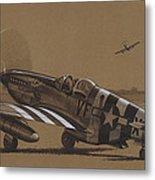 Flying Dutchman Metal Print by Wade Meyers