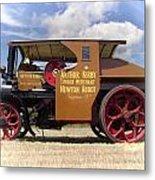 Foden Tractor Metal Print