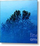Fogged Out Metal Print