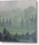 Foggy Bottom Tennessee Metal Print