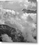 Sky And Earth Metal Print