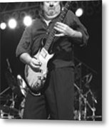 Foghat Guitarist Rod Price Metal Print
