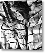 Folding Structure I Metal Print