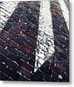 Follow Me - Abstract Photography By Sharon Cummings Metal Print