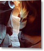 Follow The Light II Metal Print