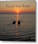 Follow Your Dreams Metal Print by Aimee L Maher Photography and Art Visit ALMGallerydotcom