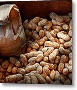 Food - Peanuts  Metal Print