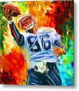 Football II Metal Print