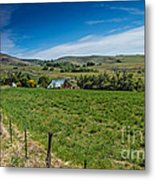 Foothill Ranch Metal Print