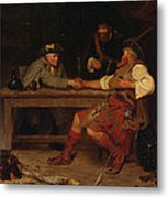For Better Or Worse - Rob Roy Metal Print