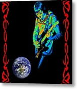 For Earth Below #2 Metal Print