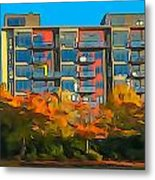 For Lease Metal Print