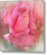For The Love Of Pink Metal Print