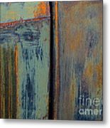 For The Love Of Rust IIi Metal Print