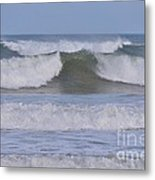 For The Love Of Surfing Metal Print