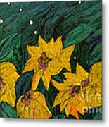 For Vincent By Jrr Metal Print