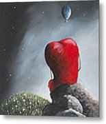For You My Love By Shawna Erback Metal Print by Shawna Erback