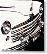 Ford '48 Metal Print by Cathie Tyler