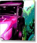 Ford A - Plantation 2 Metal Print