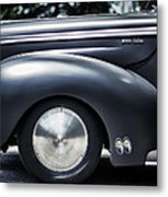 Ford Deluxe Metal Print