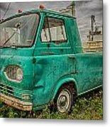 Ford Econoline Pickup Metal Print