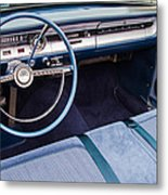 Ford Falcon Futura Interior Metal Print