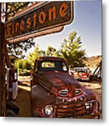 Ford Fever Metal Print