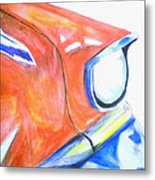 Ford Fairlane Metal Print